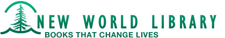 new world library logo