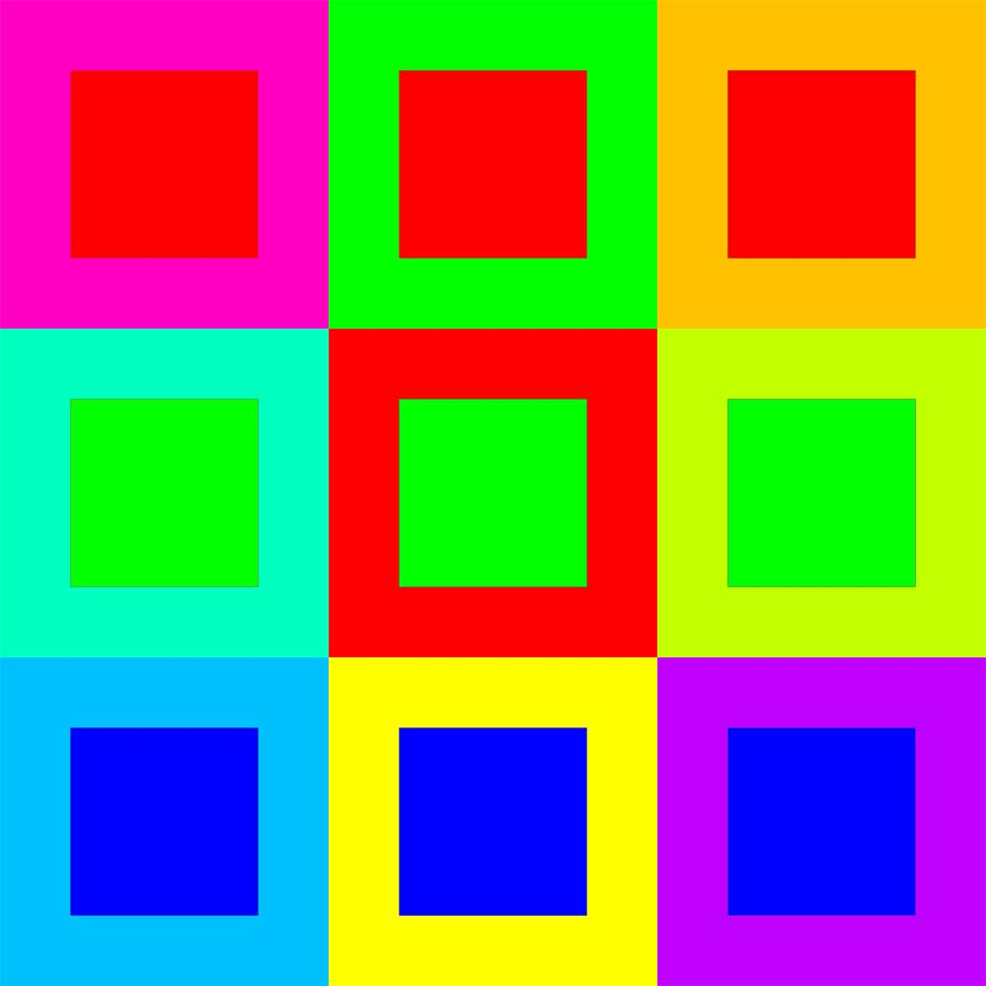 The Brightest Color In The World My Web Value